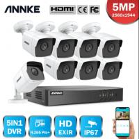 Nadzorni sistem, kamere, snemalnik